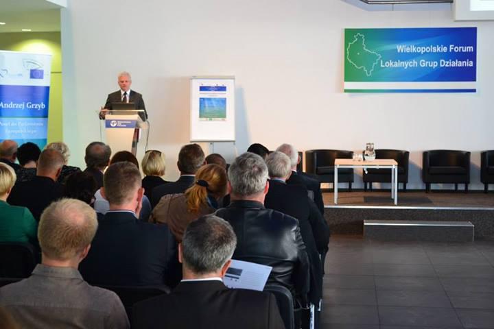Wielkopolskie Forum Lokalnych Grup Działania: LGD w Wieloletnich Ramach Finansowych 2014-2020