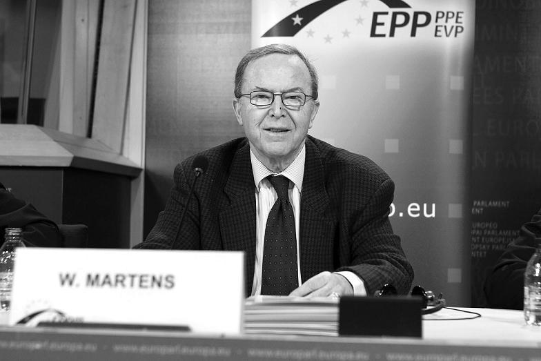 Zmarł Wilfried Martens, twórca i przywódca Europejskiej Partii Ludowej