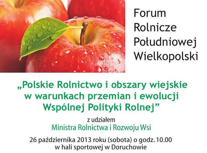 Forum Rolnicze Południowej Wielkopolski
