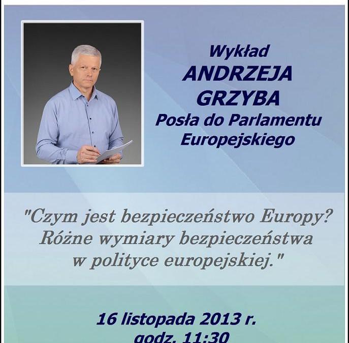 Porozmawiajmy o bezpieczeństwie Europy