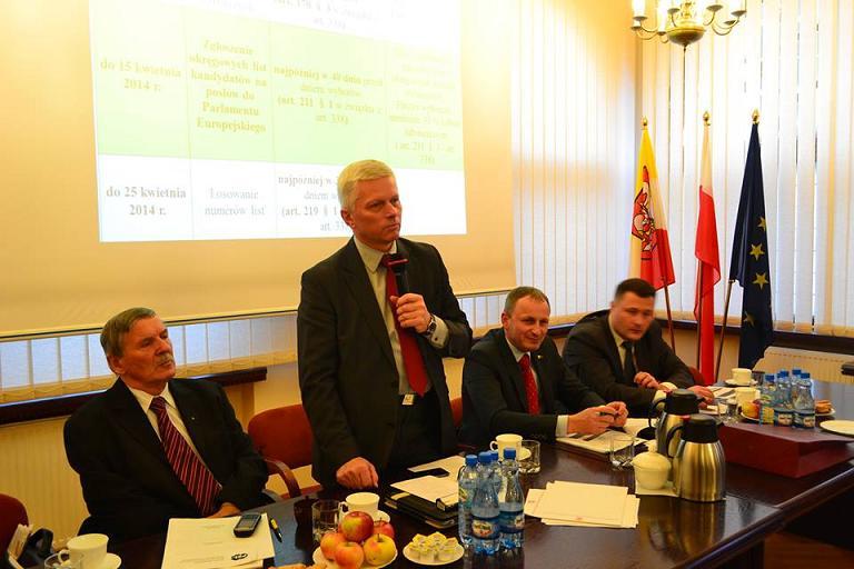 SZAMOTUŁY: Szanse dla powiatu w nowej perspektywie finansowej UE