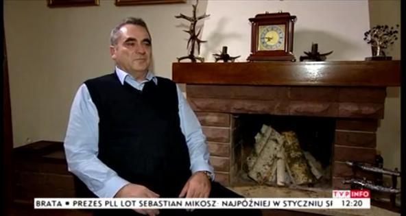"""Polecamy program: """"Kuchnia z Wiejskiej"""" TVP Info"""