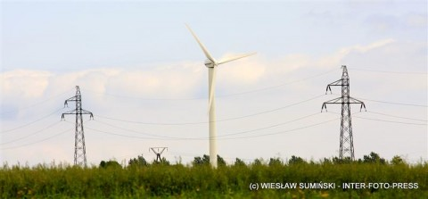 Odnawialna moc do pozyskania