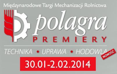 Polagra Premiery 2014