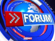 Dziś wieczorem program FORUM z udziałem Posła Andrzeja Grzyba