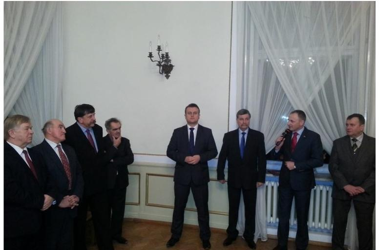 Sekretarz Stanu w Kancelarii Prezesa Rady Ministrów Tomasz Jędrzejczak w Wielkopolsce
