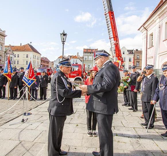 150 – lecie Ochotniczej Straży Pożarnej w Rawiczu