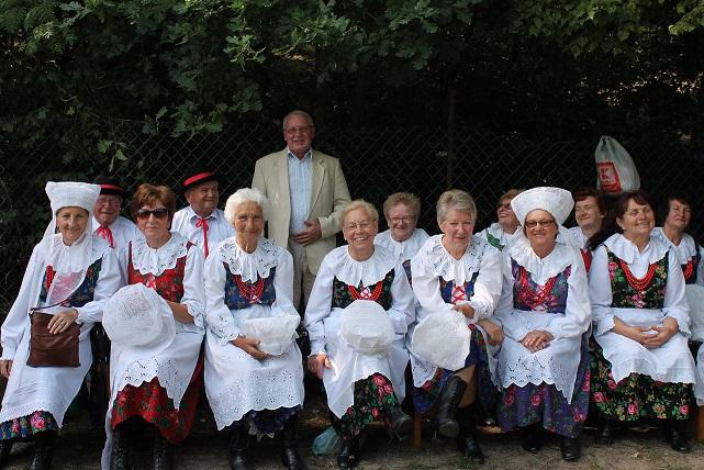 Biesiada Folkloru Ziemi Kaliskiej 2014 w Brzezinach