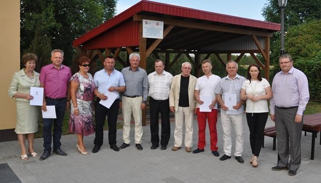 Uroczyste obchody Dni Kraszewic