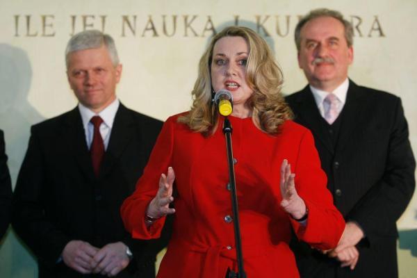 Rzeczpospolita: Polka na szczytach EPP