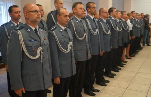 Święto Ostrzeszowskiej Policji