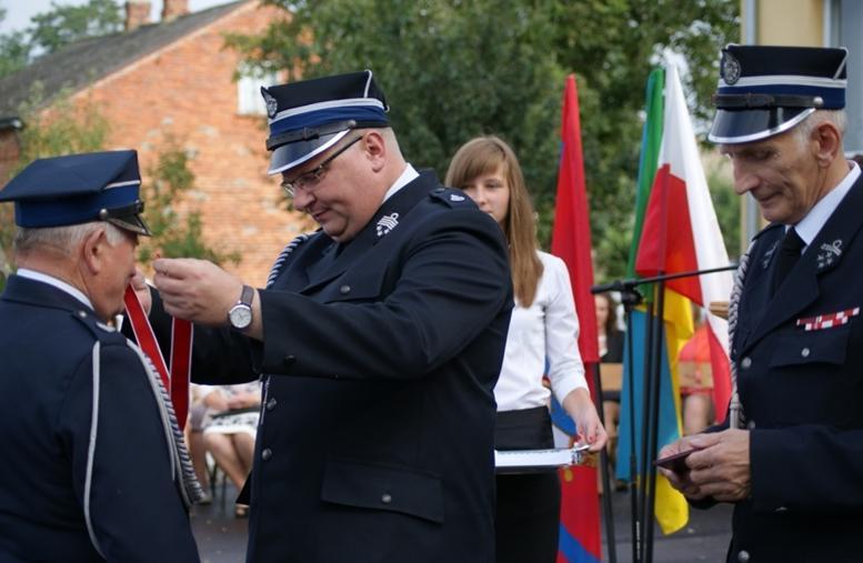 90 – lecie Ochotniczej Straży Pożarnej w Skrajnie Blizanowskiej