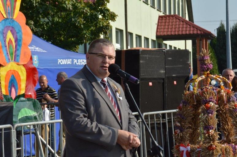 Dożynki Powiatu Pleszewskiego