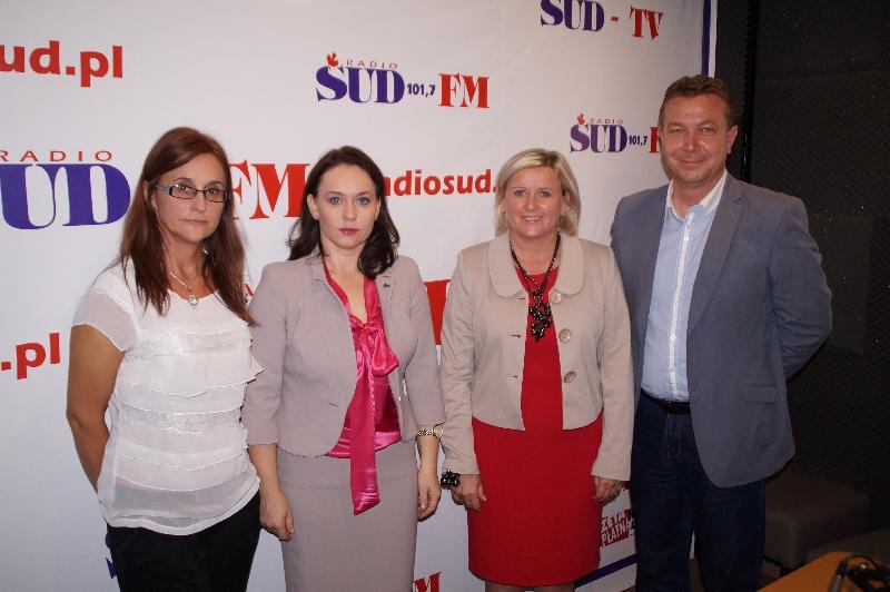 Wizyta Wiceminister Danuty Seredyn
