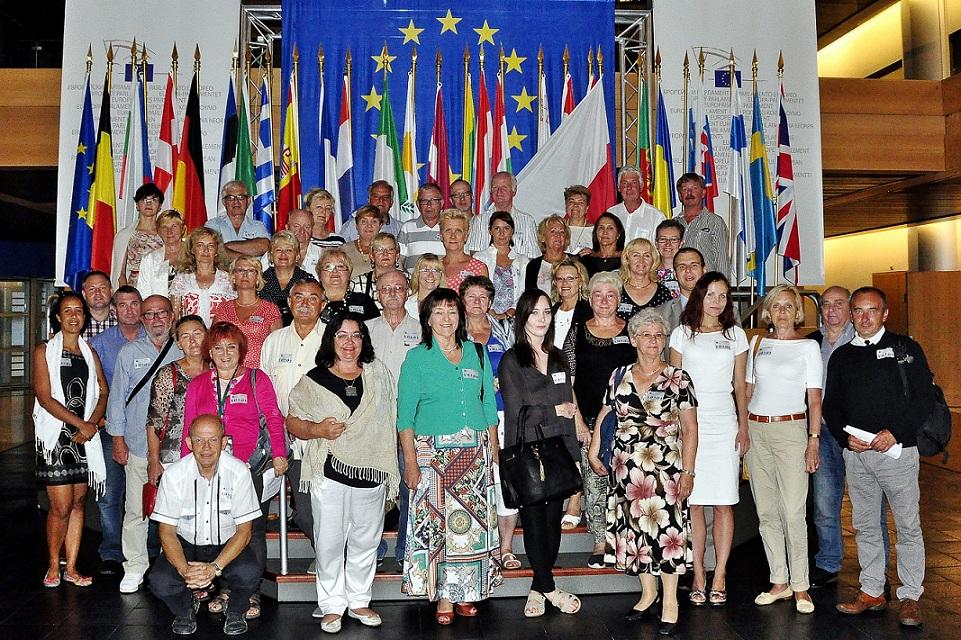 Wielkopolscy prawnicy w Strasburgu