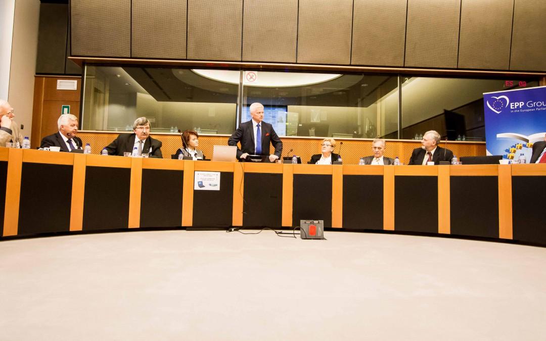 Delegacja Posłów X kadencji w Parlamencie Europejskim