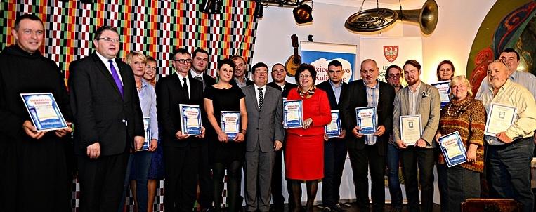 Uroczystość wręczenia certyfikatów członkowskich Sieci Dziedzictwa Kulinarnego Wielkopolska