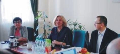 Spotkanie z dyrektorami jednostek doradztwa rolniczego