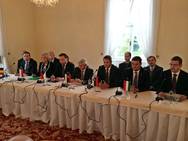 Spotkanie Ministrów Rolnictwa Grupy Wyszehradzkiej + Bułgarii, Rumunii i Słowenii