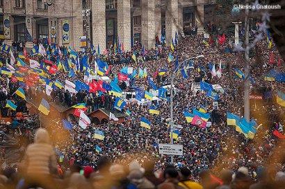 Specjalne wyróżnienie dla Euromajdanu