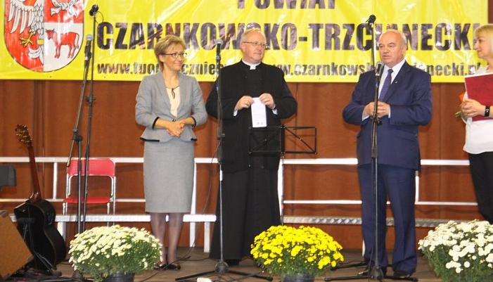 Poseł Stanisław Kalemba uczestnikiem Powiatowego Święta Pieśni i Muzyki w Lubaszu