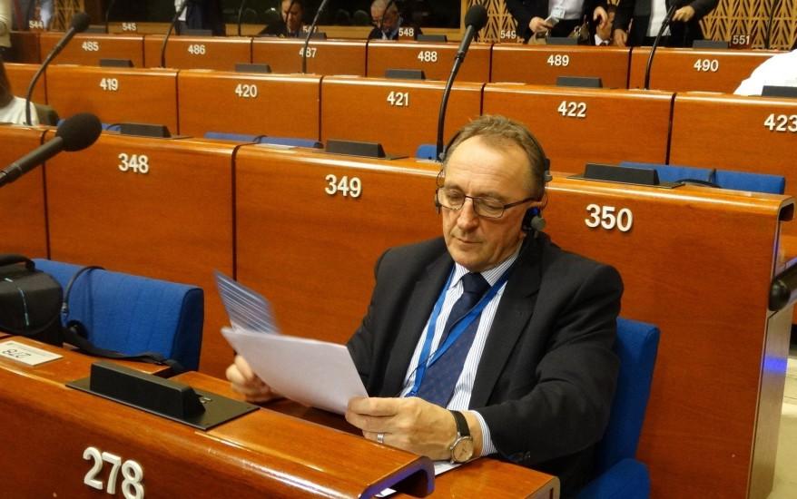 27. sesja Kongresu Władz Lokalnych i Regionalnych w Strasburgu
