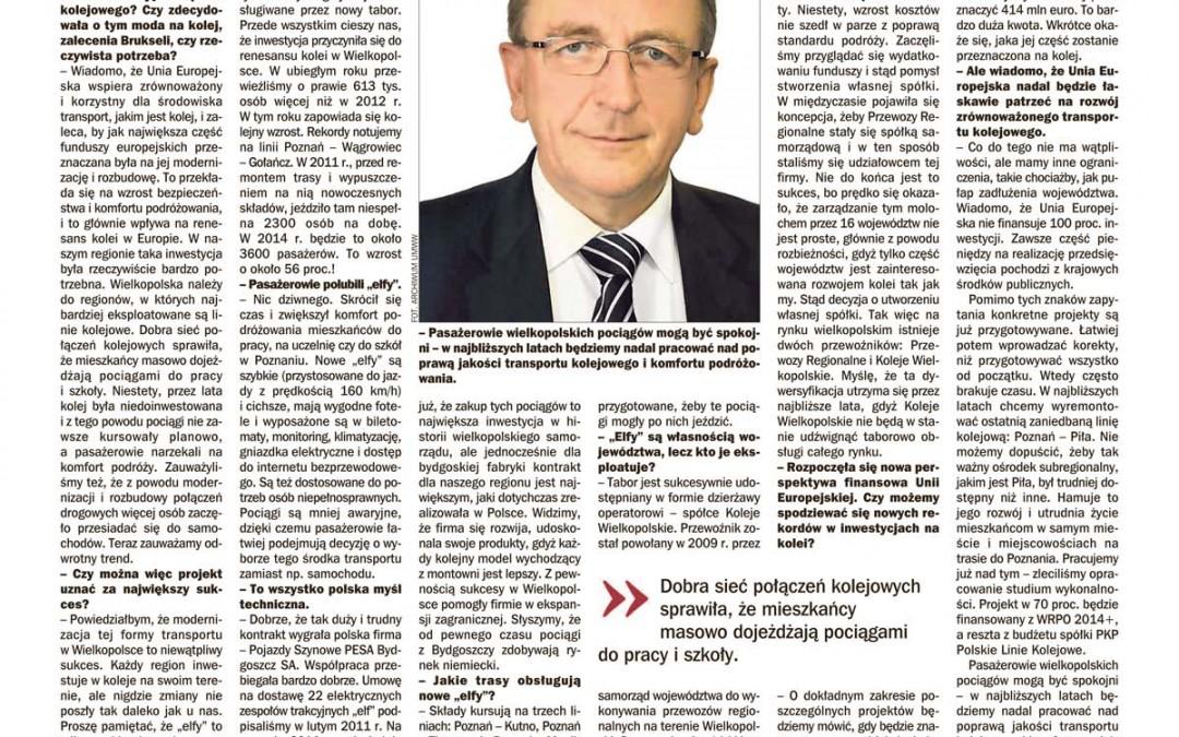 """""""Renesans na wielkopolskich torach"""""""