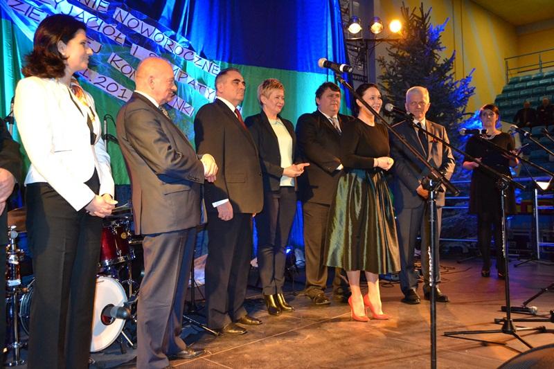 Ostrów Wielkopolski: Spotkanie Opłatkowo-Noworoczne Przyjaciół Wielkopolskiego PSL