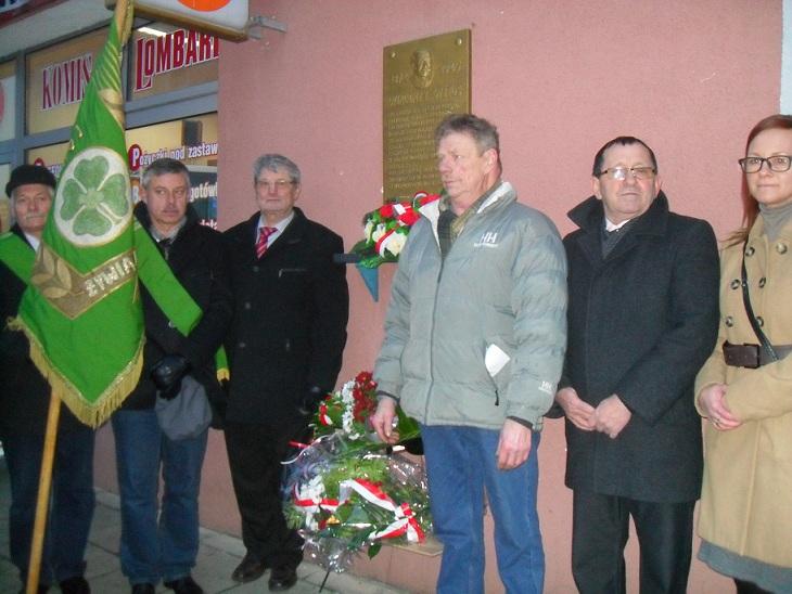 Ludowcy uczcili pamięć Wincentego Witosa