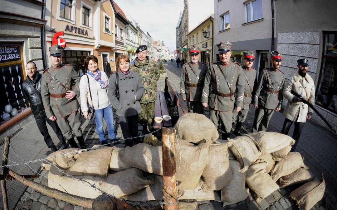 Chwała Bohaterom Powstania Wielkopolskiego