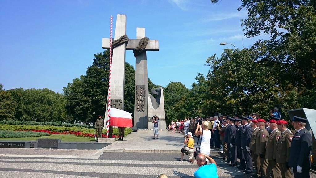 Obchody Bitwy Warszawskiej i Święta Wojska Polskiego