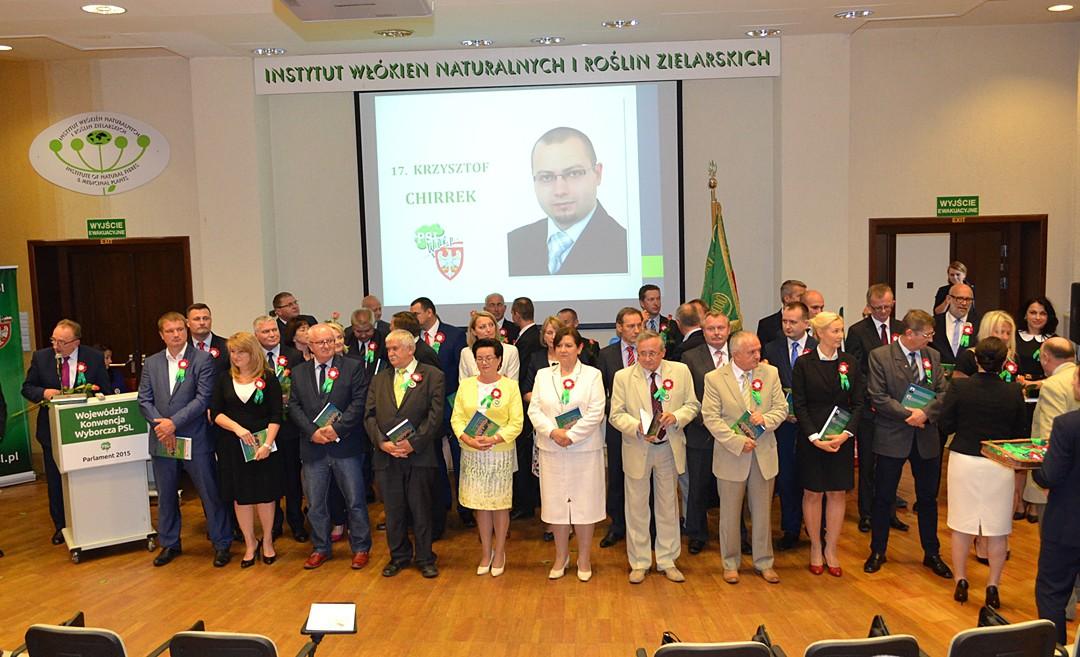 Kandydaci do Sejmu i Senatu zatwierdzeni