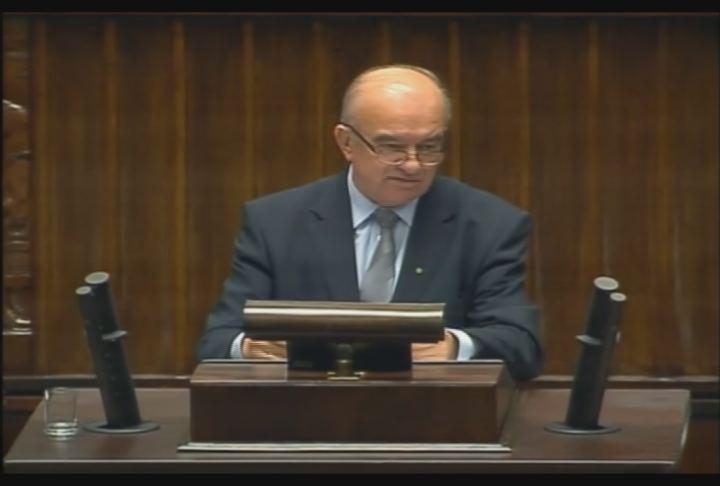Sejmowa debata o rolnictwie z udziałem Ministra Stanisława Kalemby