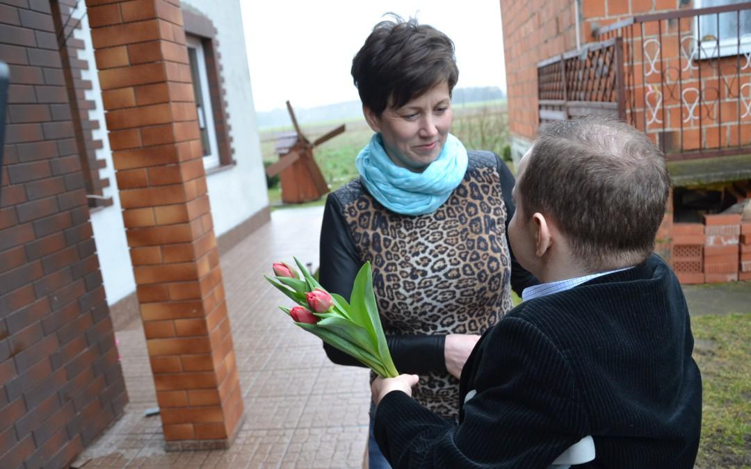 Kwiaty od Sołtysa