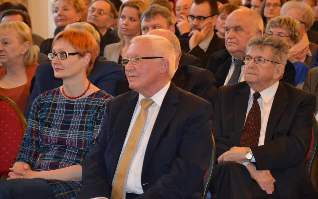 50- lecie aktywności zawodowej Józefa Rackiego