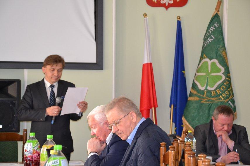 Zjazd sprawozdawczo-wyborczy w Kaliskim PSL-u