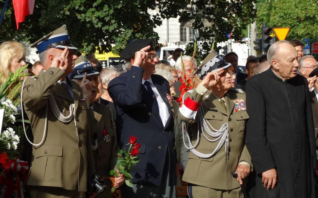 1-ego sierpnia w Poznaniu zawyły syreny