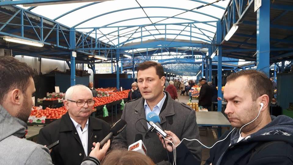 CETA tematem przewodnim konferencji prasowej w Pile