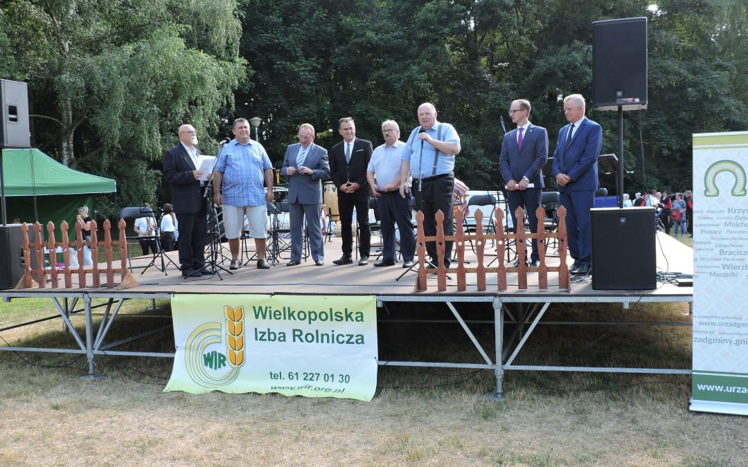 Wincenty Witos w Dziekanowicach