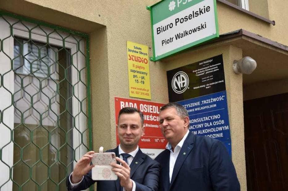 Prezes PSL na południu Wielkopolski