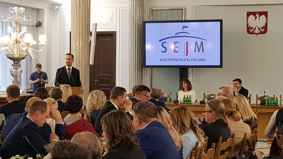 spotkanie kandydatów z Prezesem PSL w Sejmie