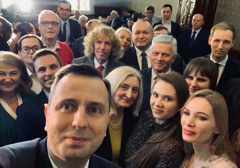 Kandydat na Prezydenta RP Władysław Kosiniak-Kamysz z wizytą w Wielkopolsce