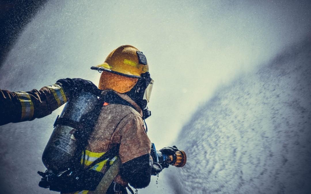 w dniu strażaka