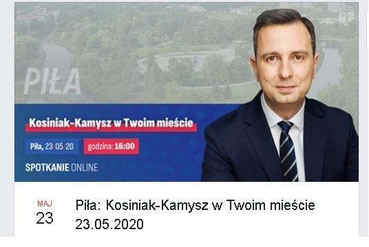 wirtualna trasa po Polsce