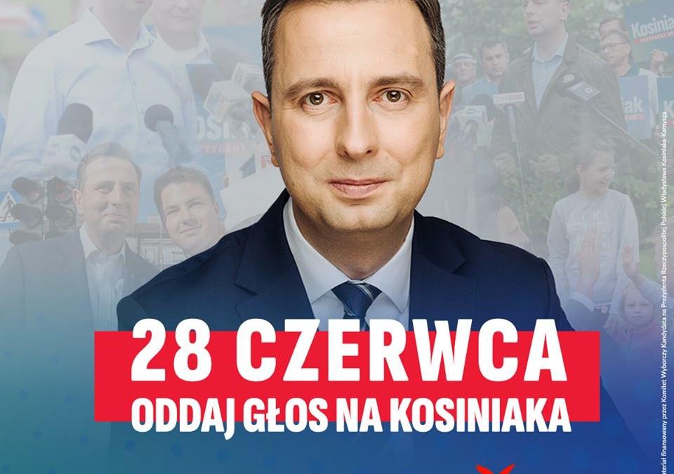 Polska to nasza wspólna sprawa, nie musisz wybierać już PO-PISu