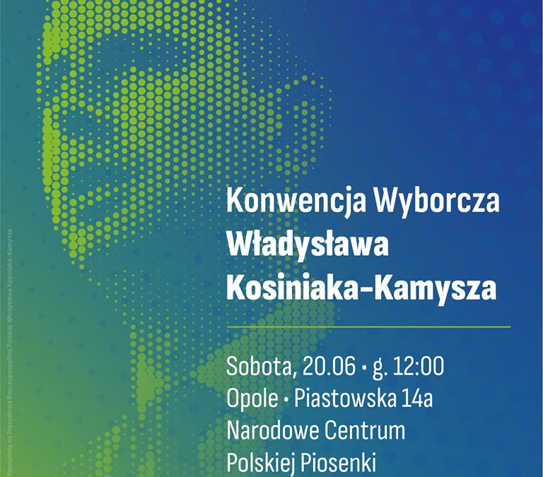 Konwencja Wyborcza Opole