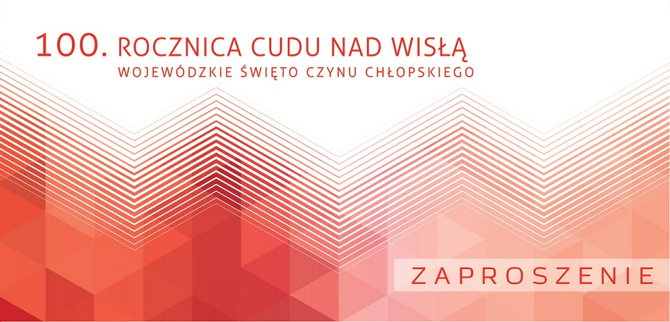 Wojewódzkie Święto Czynu Chłopskiego – zaproszenie