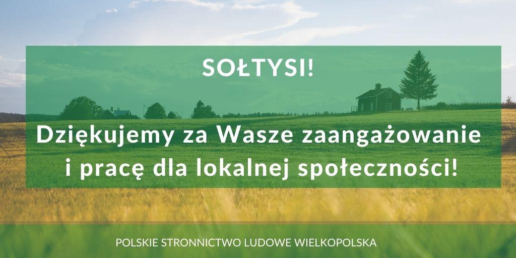 Dzień Sołtysa. Ustawa o sołtysach i radach sołeckich w Sejmie