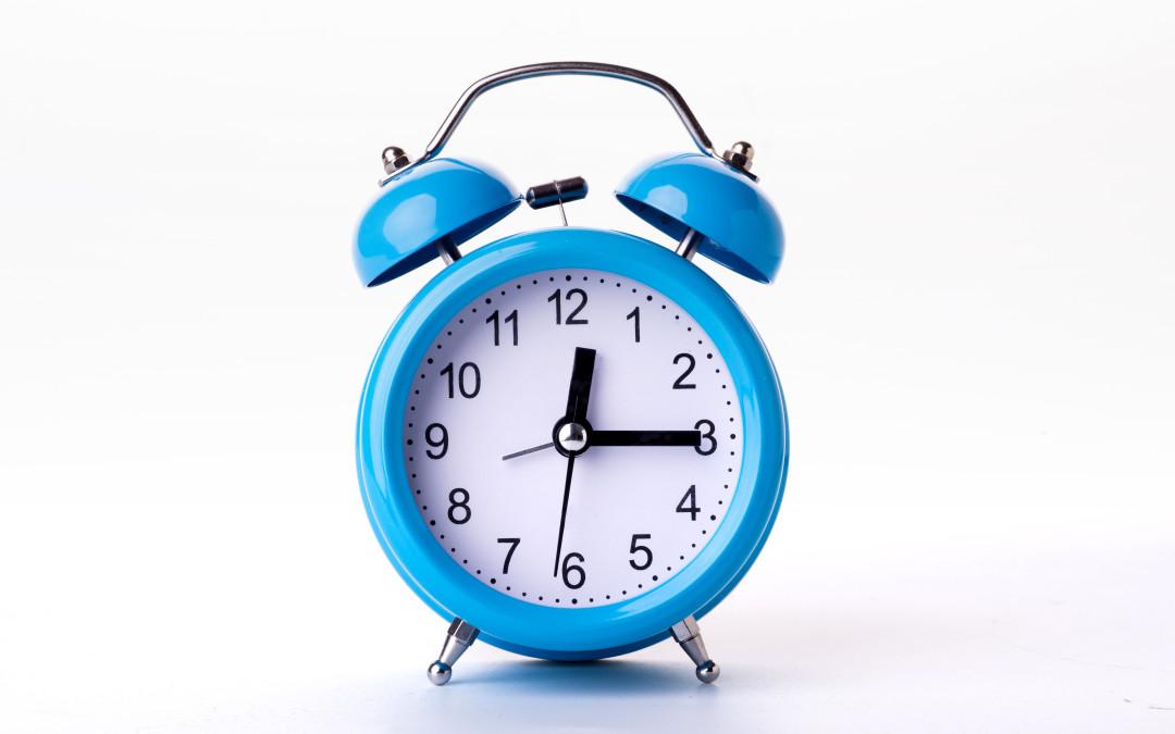 Najwyższy czas, by zatrzymać zmianę czasu