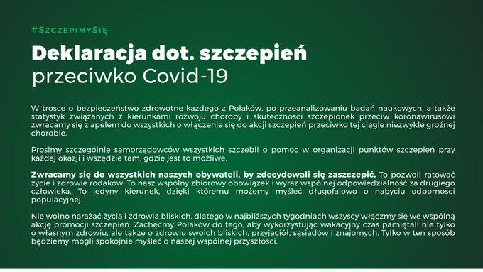 Wspólnie przeciw Covid-19